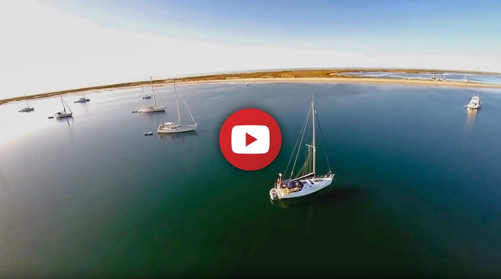 Culatra in Algarve - Sailor´s Paradise